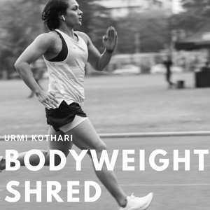 Bodyweight SHRED Beginner