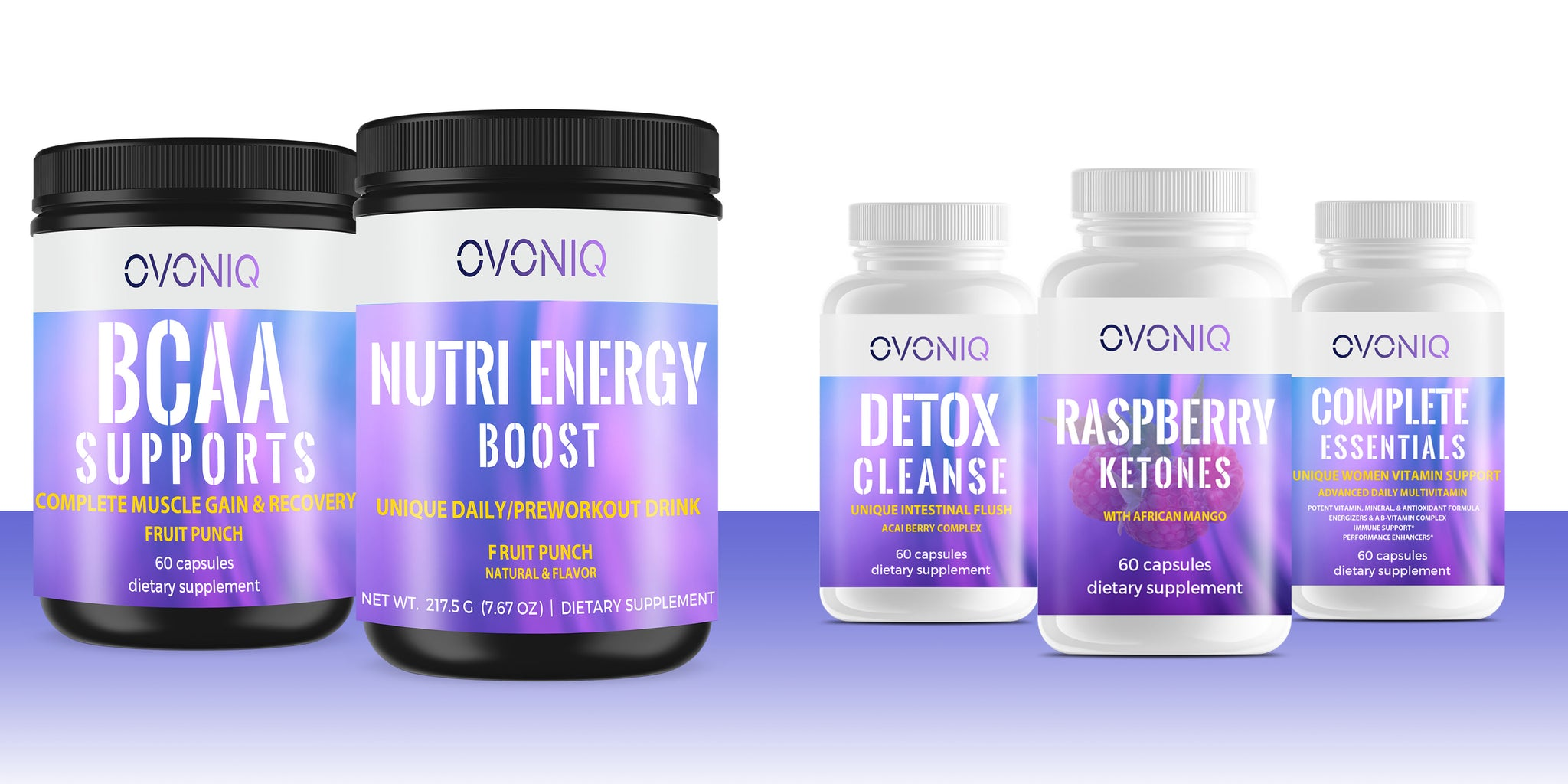 OVONIQ Weight Loss and Keto jumpstart