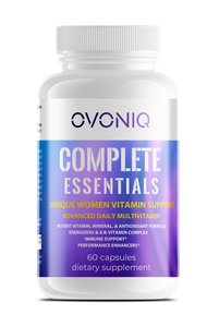 Ovoniq Complete Essentials: Unique Women Vitamin Support