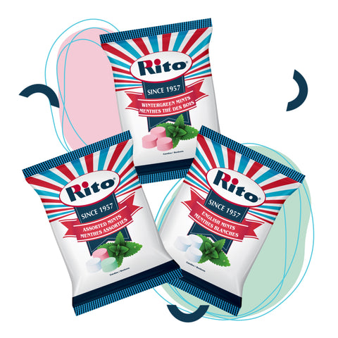 RITO MINTS BRAND NEW IMAGE AND MORE!
