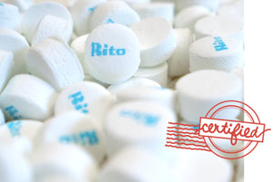 RITO MINTS ARE CERTIFIED!