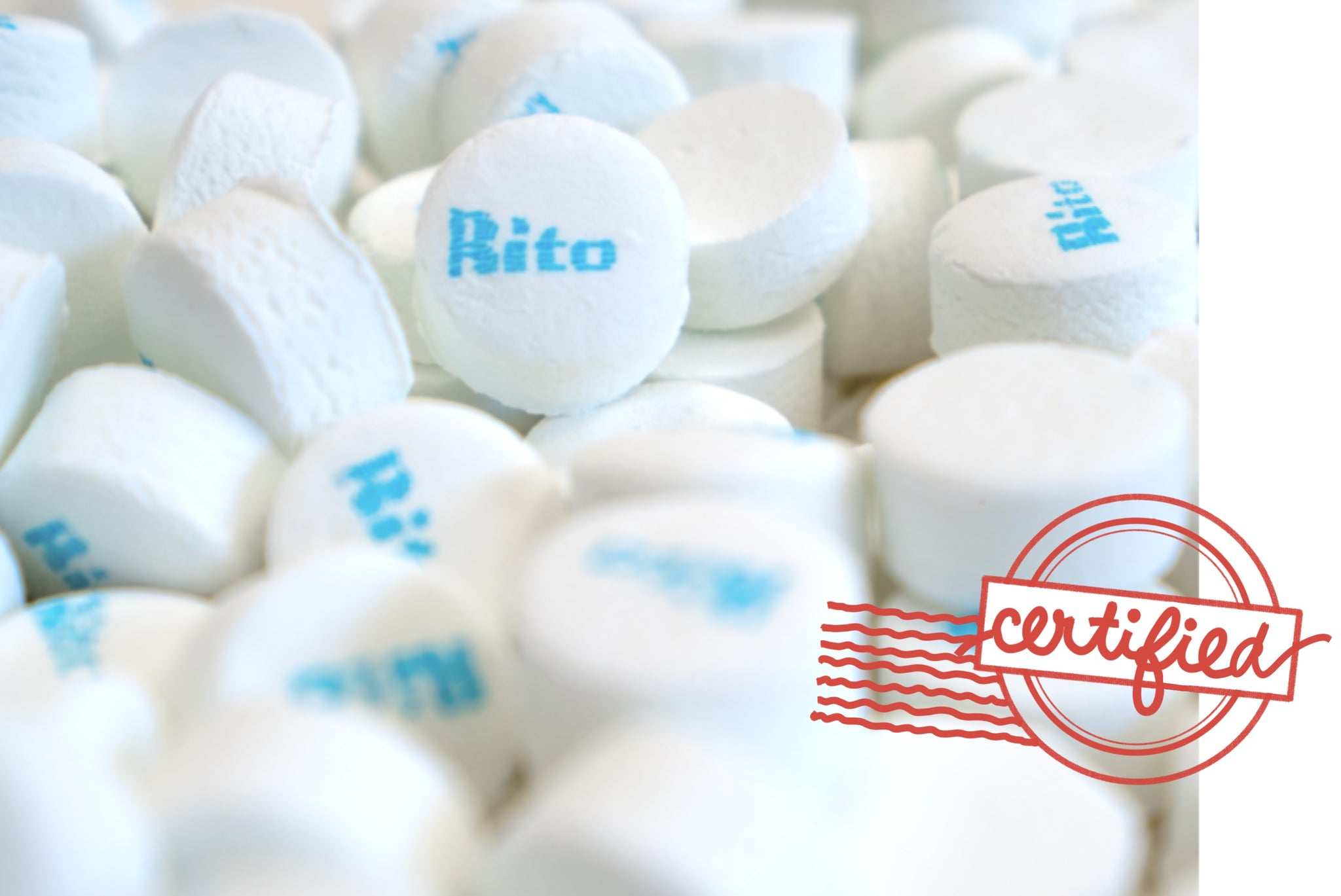 RITO MINTS CERTIFIED