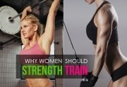 6 Motivations Why Women Should Strength Train