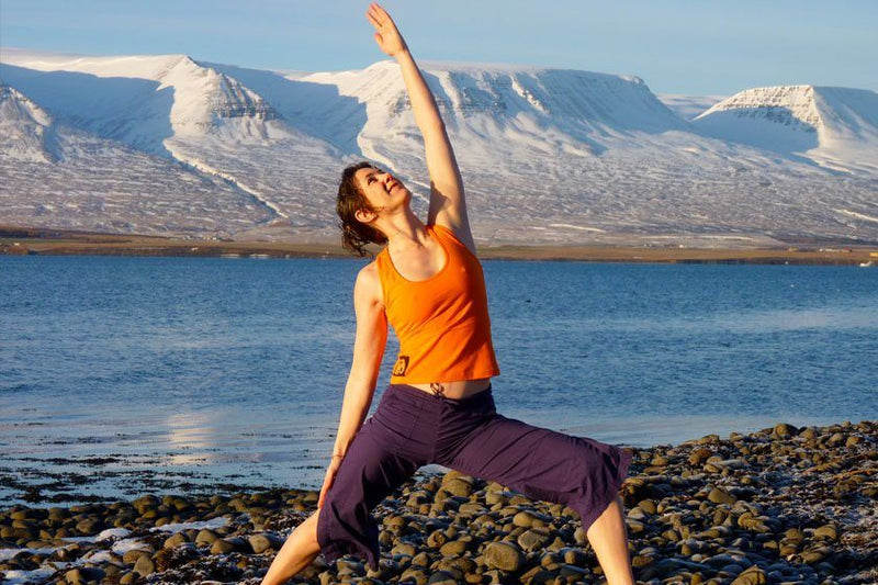 Winter Yoga Apparel For Women