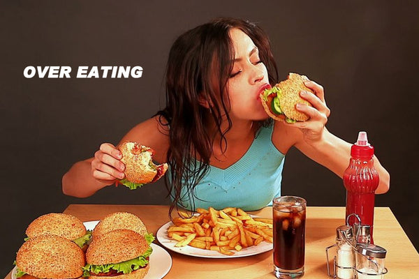 How Overeating can Actually Rewire Your Brain