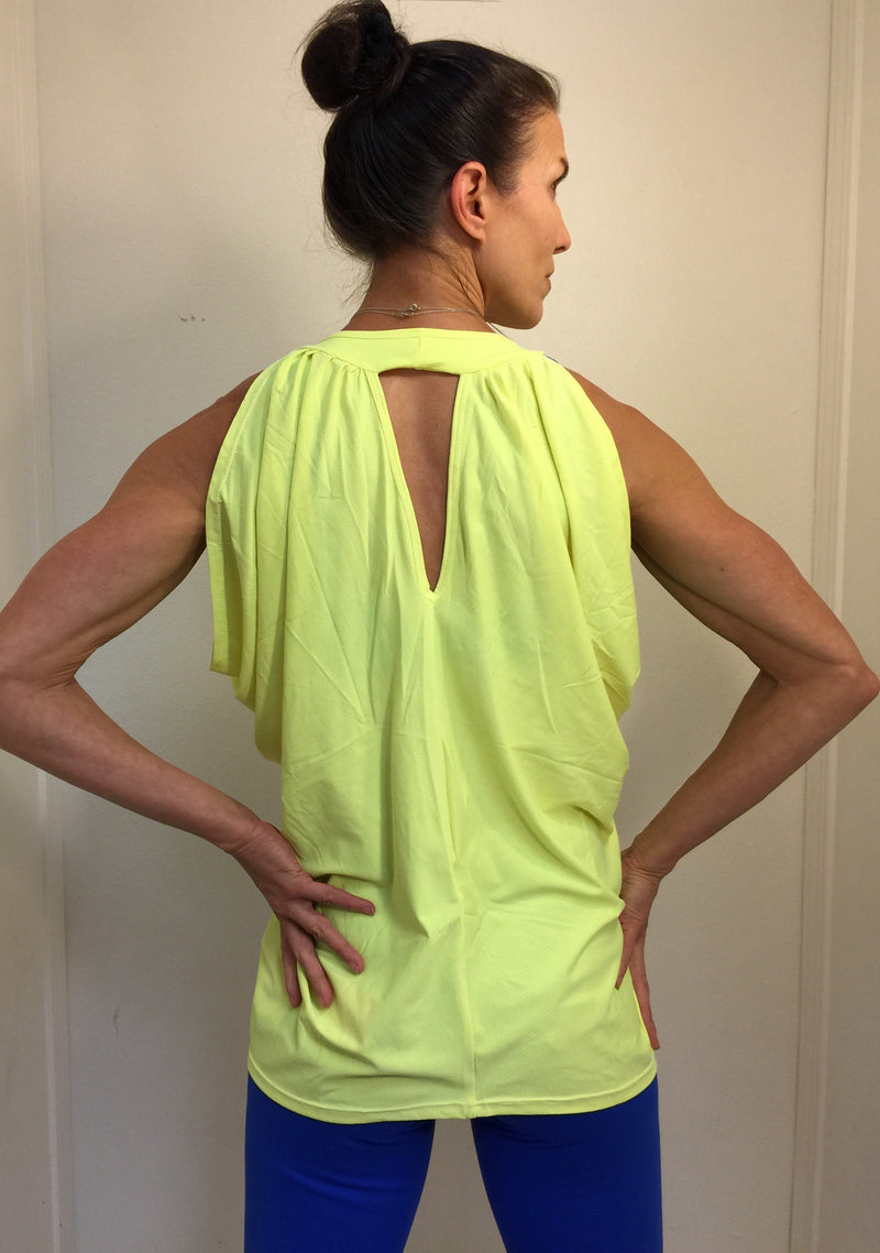 Bia Brazil Activewear Majestic Top TT4343 Pop Lime