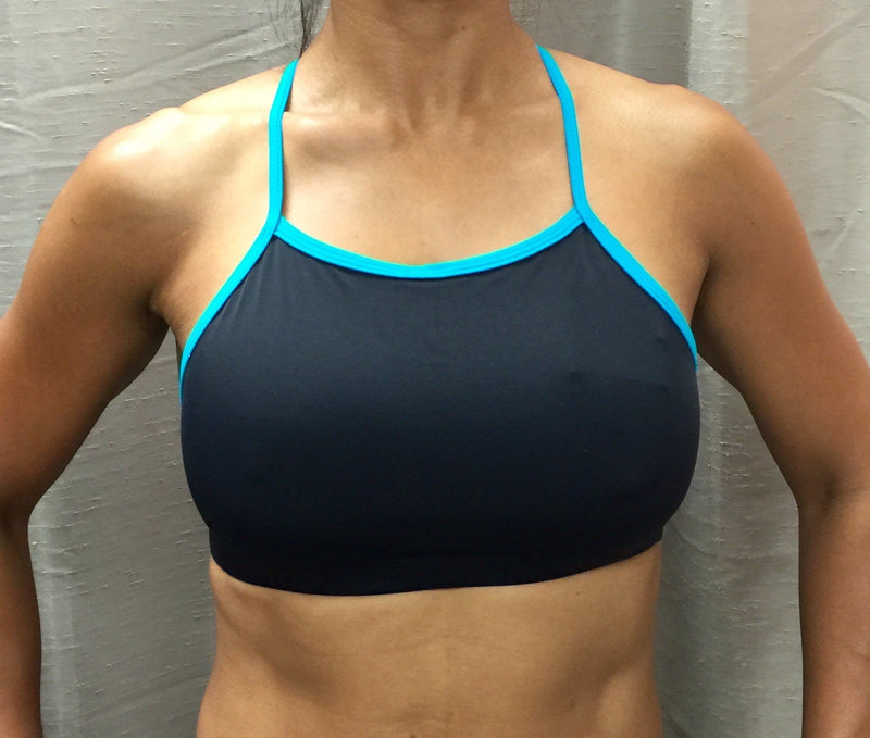 Super Deal! Onzie Hot Yoga Triangle Bra 378 With Trim