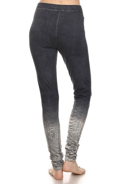 Final Sale! T-Party Ombre Crackle Jegging CJ72843