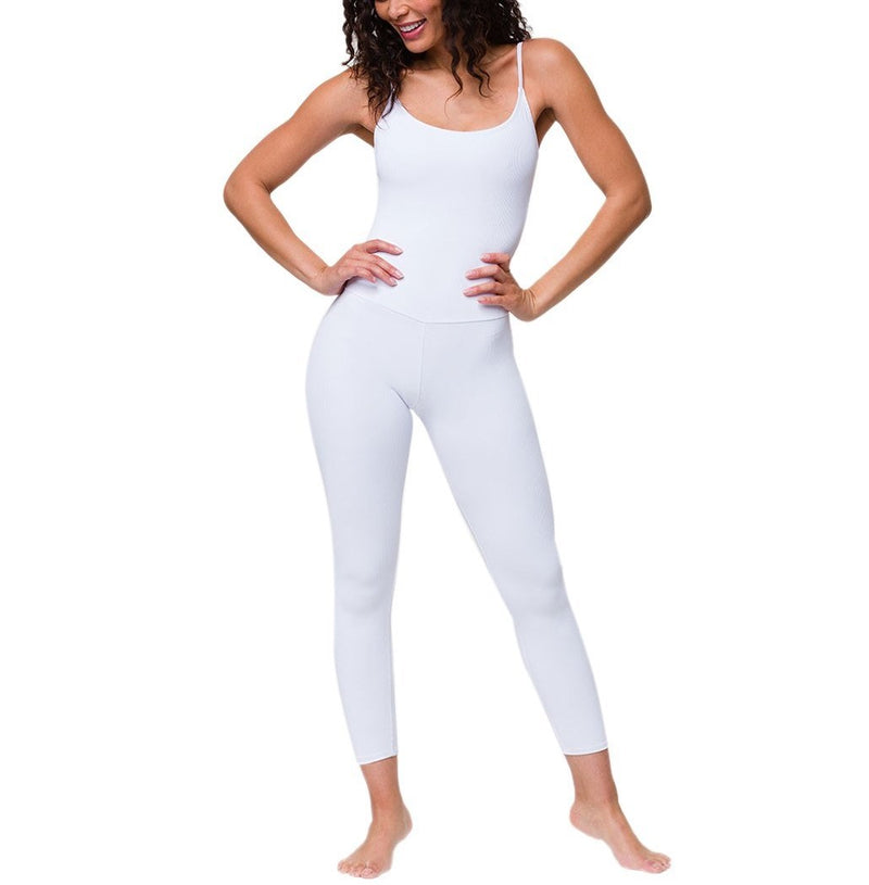 Onzie Flow Long Leotard Ribbed 124