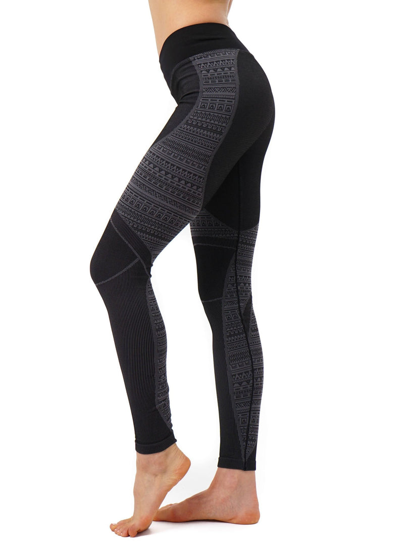 Final Sale! NUX USA Tulum Legging P964 Iron