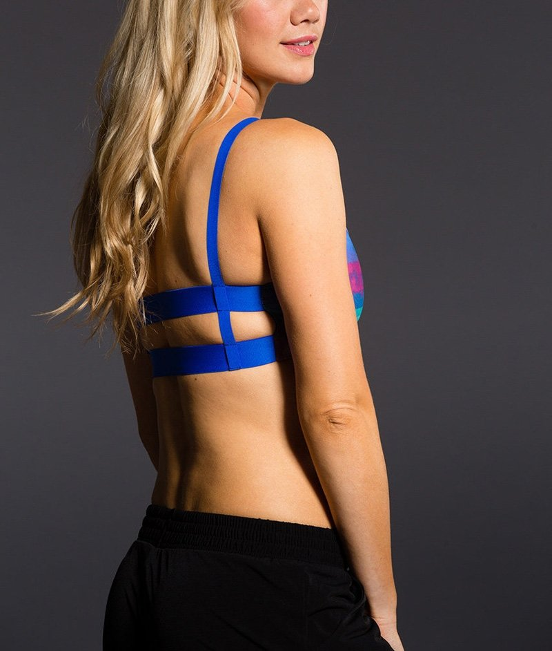Last Chance! Onzie Flow Yoga Wide Elastic Bra 3009