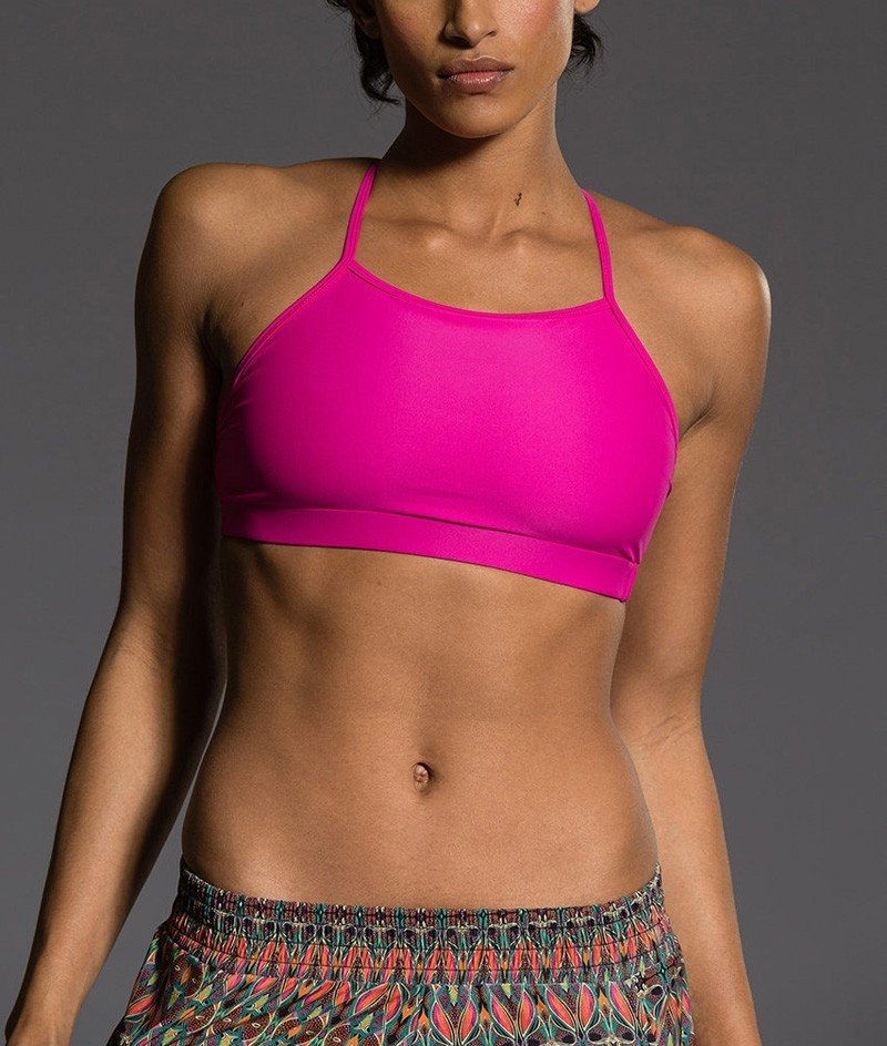 Final Sale! Onzie Hot Yoga Triangle Bra 378