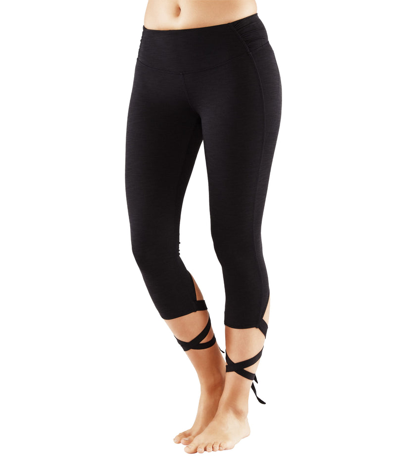 Final Sale! Manduka Flux Tight - Black