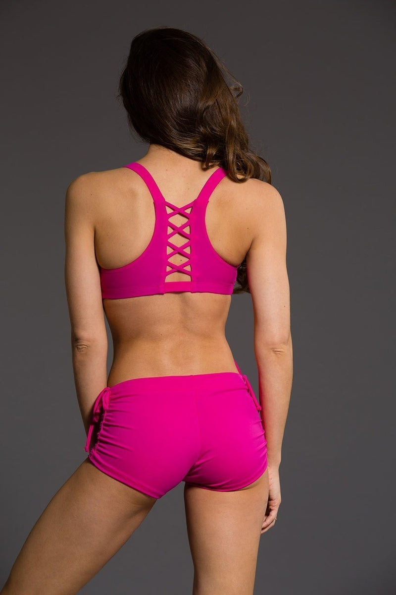 Final Sale! Onzie Hot Yoga Weave Bra Top 3054