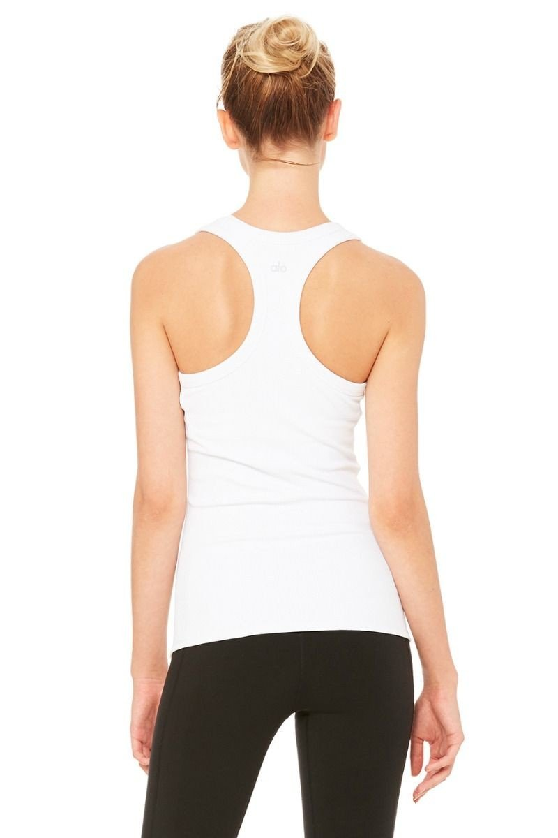 Alo Yoga Ribbed Support Tank W9032R
