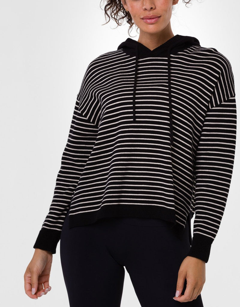 Onzie Yoga New Stripped Sweater Hoodie 3133