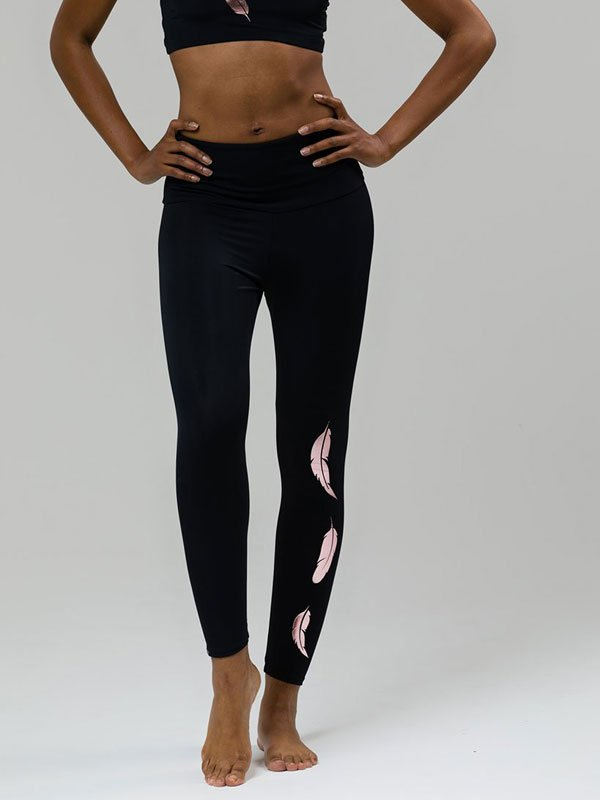 Final Sale Onzie Flow Highrise Basic Capri 2029