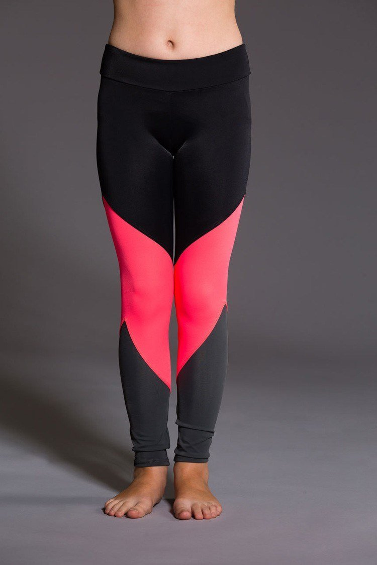 Final Sale! Onzie Youth Track Leggings 823