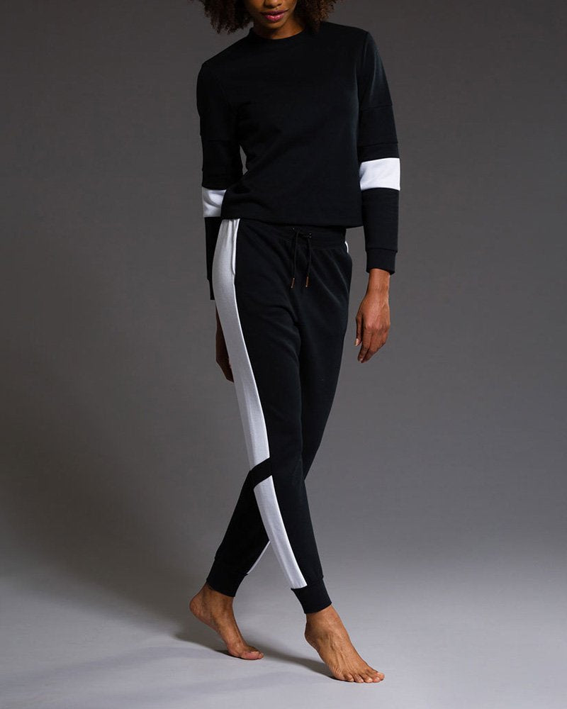 Onzie Yoga New Color Blocked Sweat Pant 2037
