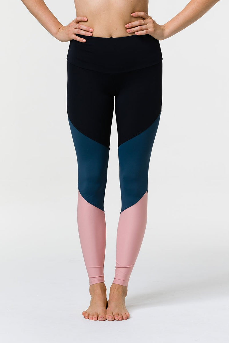 Onzie High Rise Track Legging 2046