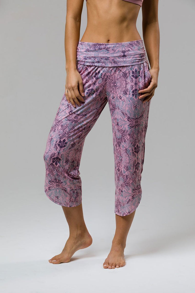 Onzie Fold Over Tulip Pant 2082