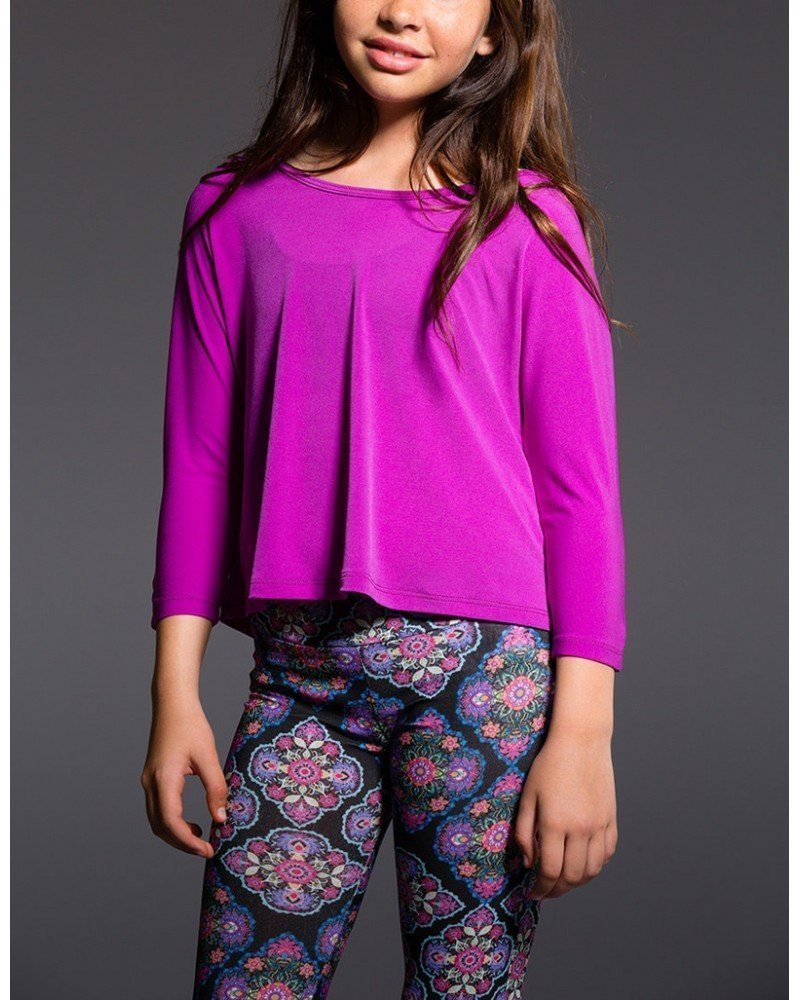 Holiday Sale! Onzie Youth Scoop Back Top 831