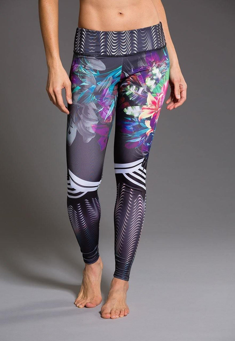 Onzie Hot Yoga Graphic Leggings 229