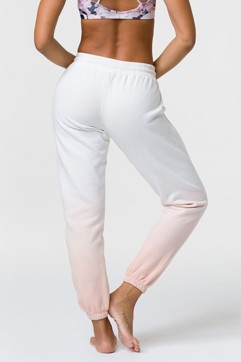 Final Sale! Onzie Dip Dye Sweatpants 2211- Sherbet Ombre'