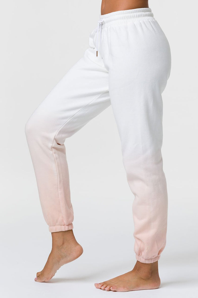 Super Deal! Onzie Dip Dye Sweatpants 2211- Sherbet Ombre'