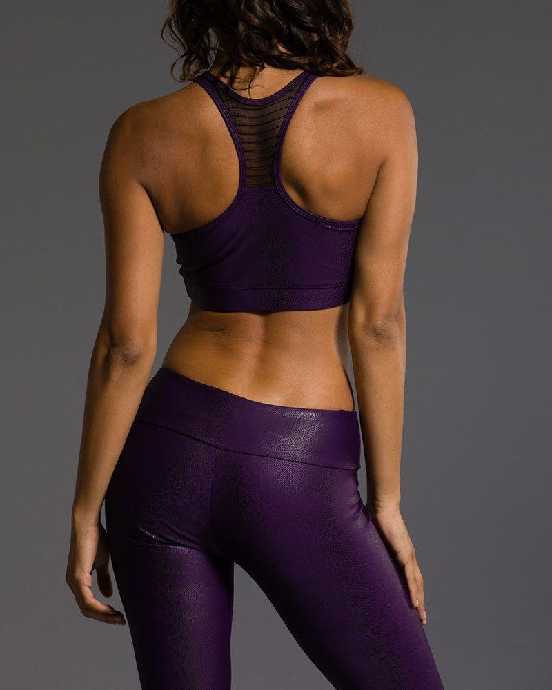 Final Sale Onzie Hot Yoga High Neck Bra 3640