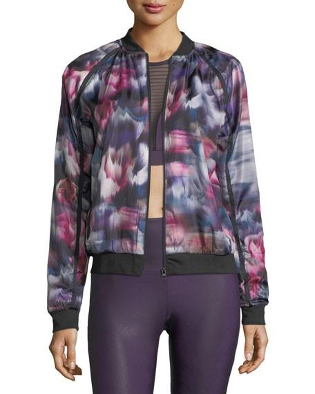 Last Chance! Onzie Flow Bomber Jacket 615