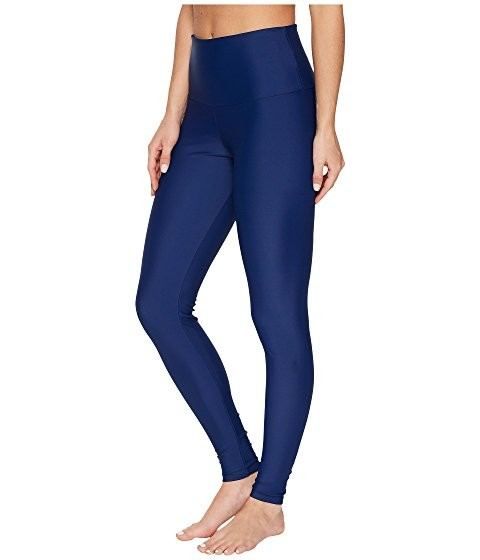 Onzie Hot Yoga High Rise Legging 228 Navy