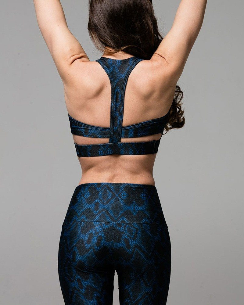 Final Sale Onzie Hot Yoga Wrap Bra 3600