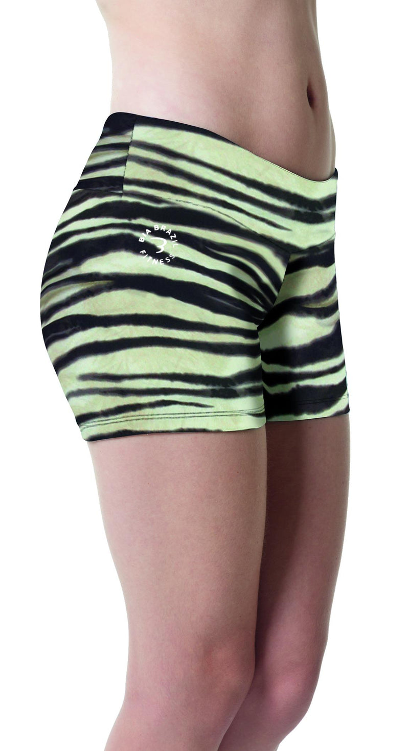 Final Sale! Bia Brazil Activewear Safari Shorts SH4069