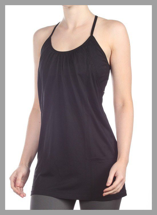 Final Sale Nux USA Dash Balance Racer Cami C439