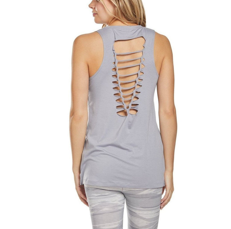 Onzie Flow Braided Tank 3094 one size