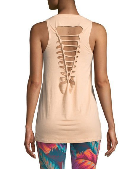 Final Sale! Onzie Flow Braided Tank 3094