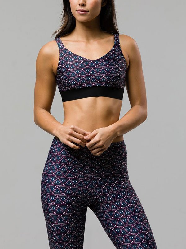 Onzie Hot Yoga Lotus Bra 3121