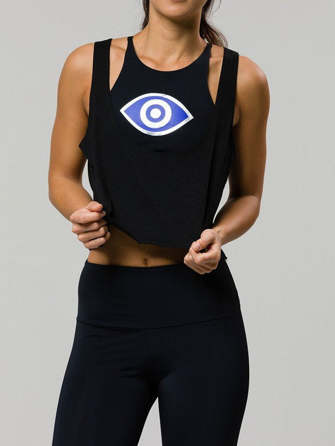 Holiday Deal! Onzie Hot Yoga Scoop Neck Tank 3122