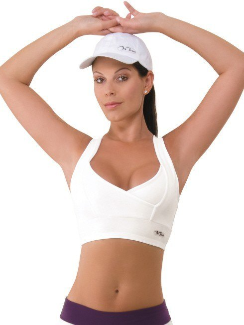 Final Sale! Bia Brazil Activewear Cross Back Bra Top BT2323