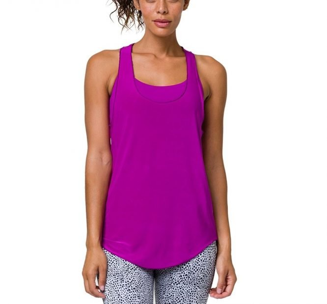Onzie Hot Yoga Glossy Flow Tank Top 353