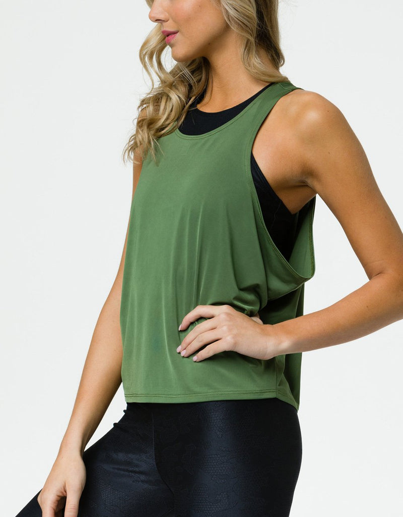 Final Sale! Onzie Flow Tone Tank 3738