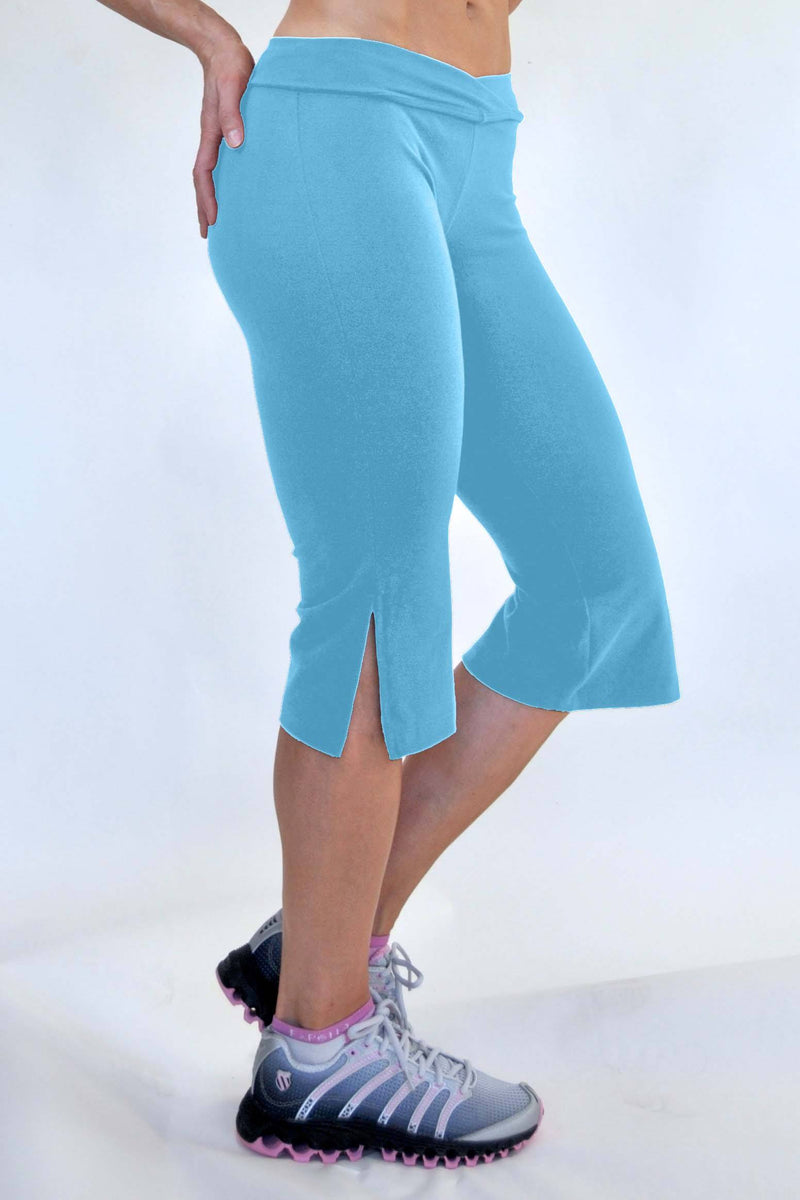 One Step Ahead Loose V-Front Capri 295