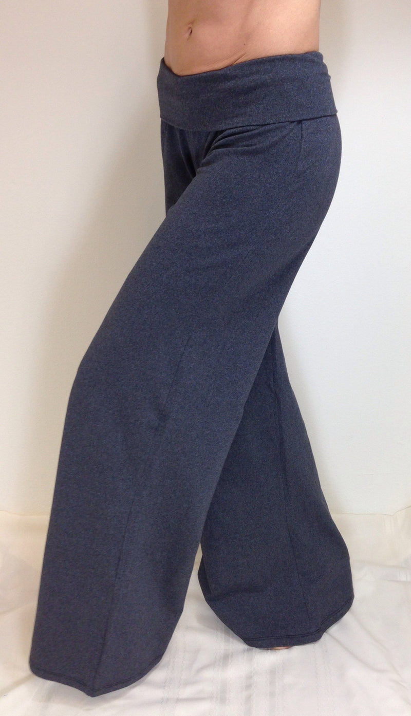 One Step Ahead Roll Down Wide Leg Pant 20189
