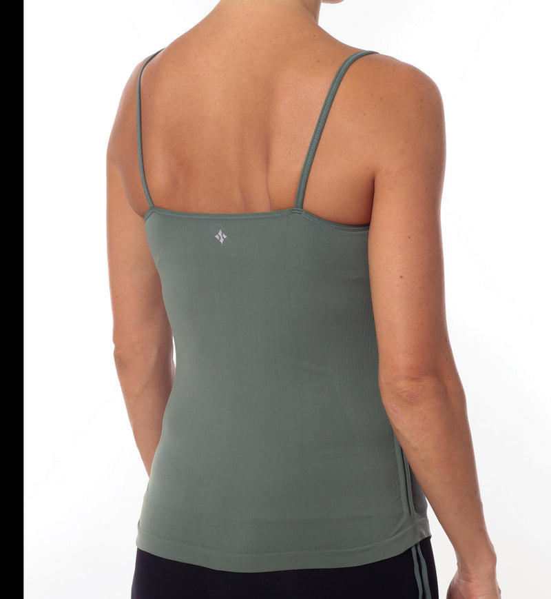 Final SALE! NUX USA Anala Adjustable Fitness Cami C656