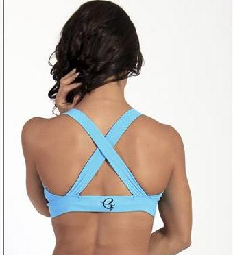 Final Sale T418 Equilibrium Activewear Bra