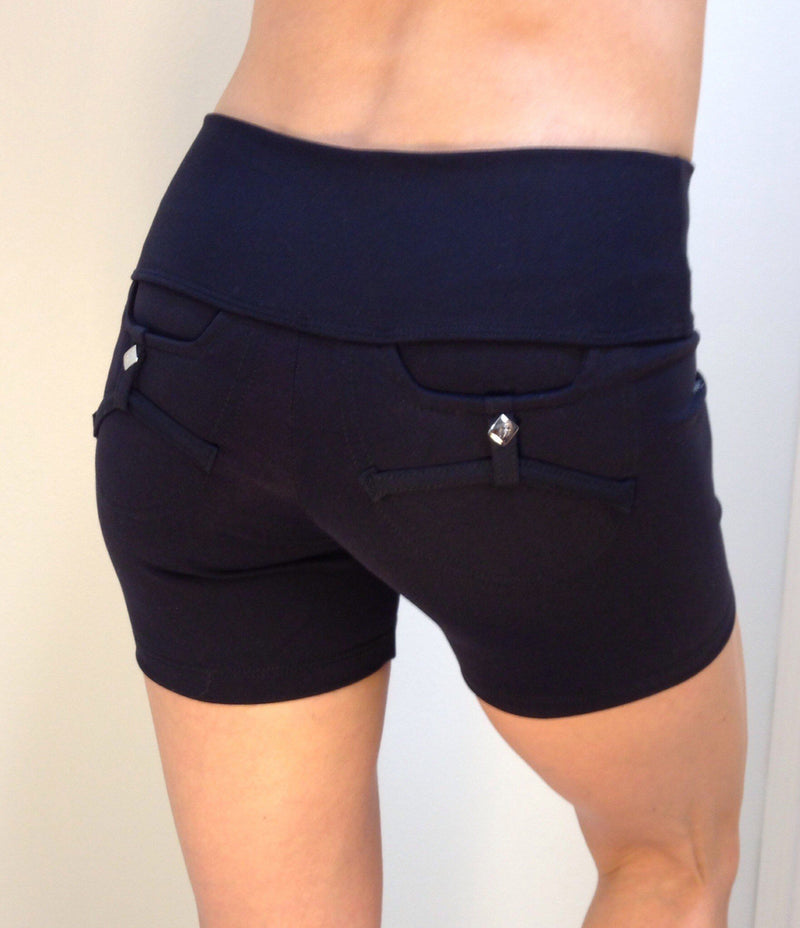 Bia Brazil Activewear Cut Out Pocket Short SH4038