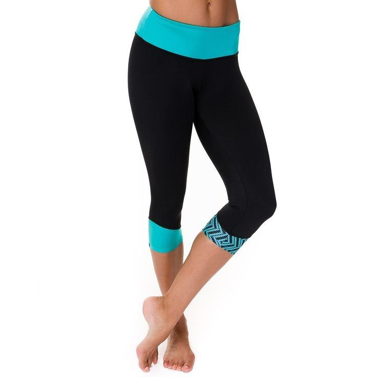 Last Chance! Onzie Hot Yoga Spin Capri 222