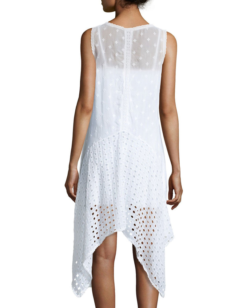Johnny Was Faith Eyelet Dress
