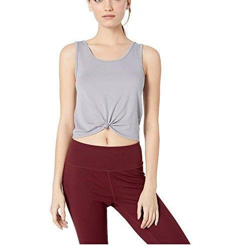 Onzie Hot Yoga Knot Crop Top 3050